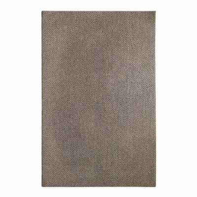 Metro Tundra Charcoal Area Rug Rug Size: Runner 26 x 76