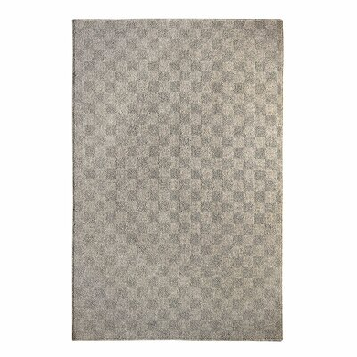 Metro Tundra Brown Area Rug Rug Size: Runner 26 x 76