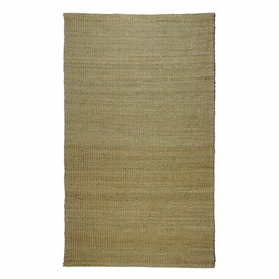 Matrix Green Area Rug Rug Size: 5 x 8