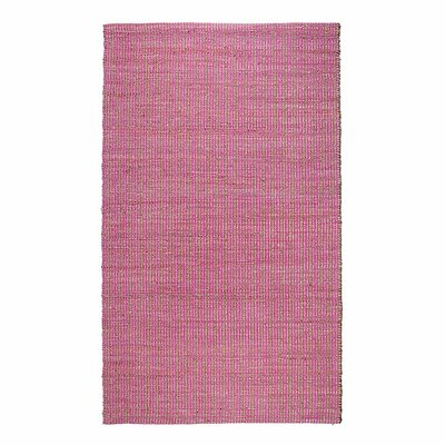 Matrix Red Area Rug Rug Size: 3 x 5