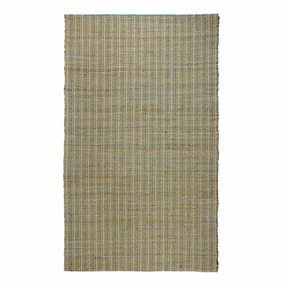 Trees Green Area Rug Rug Size: 76 x 96