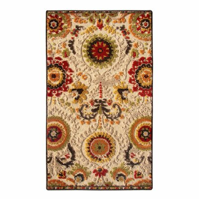 Tribal Council Area Rug Rug Size: 18 x 210