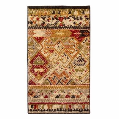 Tribal Council Area Rug Rug Size: 3 x 5
