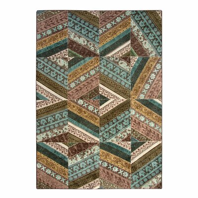 X-Patch Atlantic Area Rug Rug Size: Runner 26 x 77
