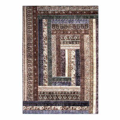 X-Patch Bhoot Area Rug Rug Size: 26 x 511
