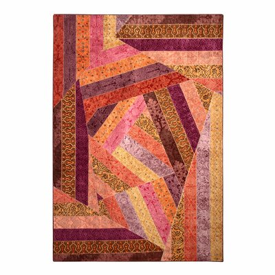 X-Patch Area Rug Rug Size: 76 x 910