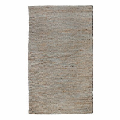 Neal Diamond Blue Teal Area Rug Rug Size: Runner 26 x 76