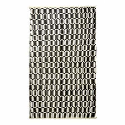 New Ogee Gray Area Rug Rug Size: Runner 26 x 76