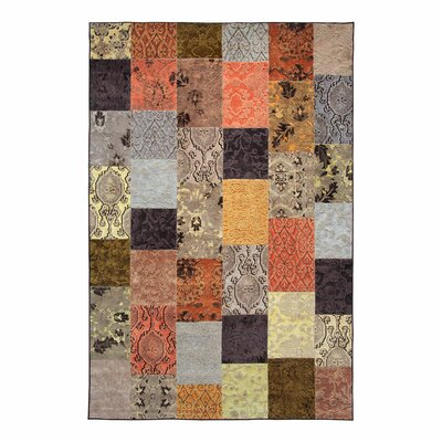 O-Patch Delinger Area Rug Rug Size: 2'6