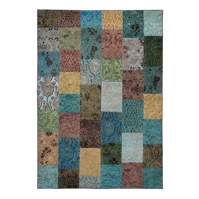 O-Patch Atlantic Area Rug Rug Size: 53 x 76