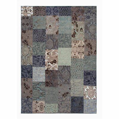 O-Patch Bhoot Area Rug Rug Size: 53 x 76