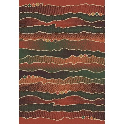 Cumberland Cariboo Multicolor Rug Rug Size: Runner 22 x 56