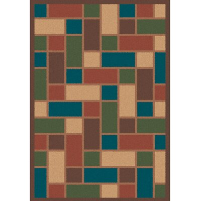 Wellington Savannah Multicolor Rug Rug Size: 4 x 6