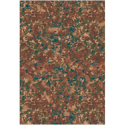 Wellington Forest Stone Rug Rug Size: Runner 22 x 56