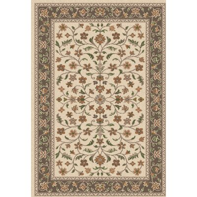 Wellington Isfahan Earth Rug Rug Size: Runner 22 x 56