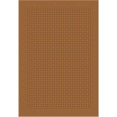 Cheshire Babylon Nutmeg Rug Rug Size: Rectangle 8 x 10