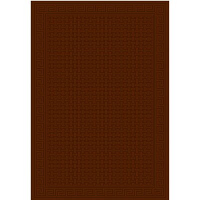 Cheshire Babylon Redwood Rug Rug Size: 24 x 37