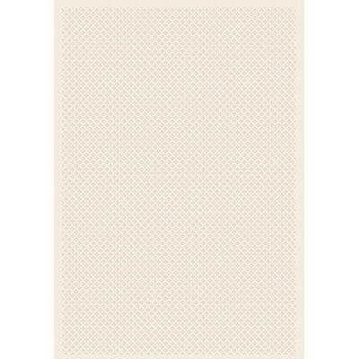 Cheshire Trellis Ivory Rug Rug Size: 5 x 76