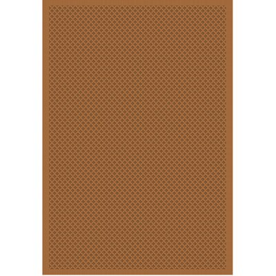 Cheshire Trellis Nutmeg Rug Rug Size: Runner 22 x 10