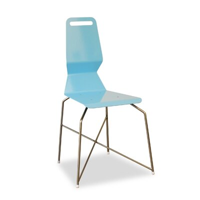 Easy financing Ruus Dining Chair Finish: Silver...