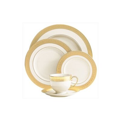 Westchester Bone China 5 Piece Place Setting, Service for 1 110890610
