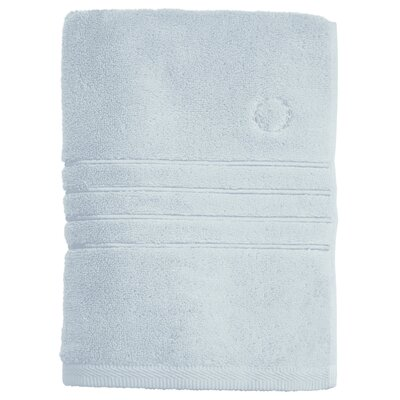 Platinum Bath Towel Color: Diamond Blue