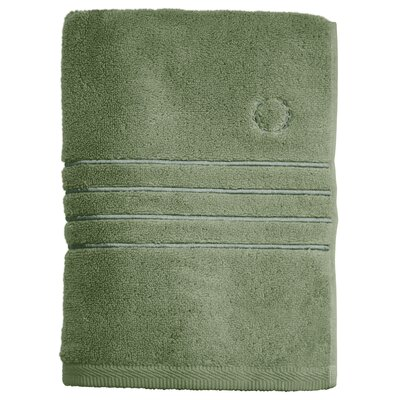 Platinum Bath Towel Color: Moss Landing