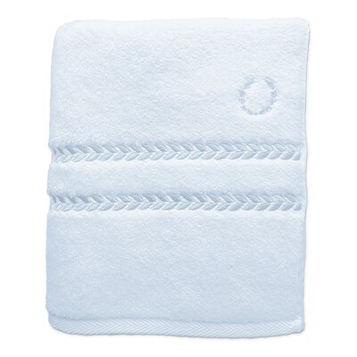 Pearl Essence Hand Towel Color: White / Smoke