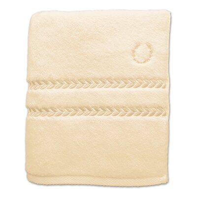 Pearl Essence Hand Towel Color: Ivory