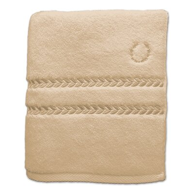 Pearl Essence Bath Towel Color: Sand
