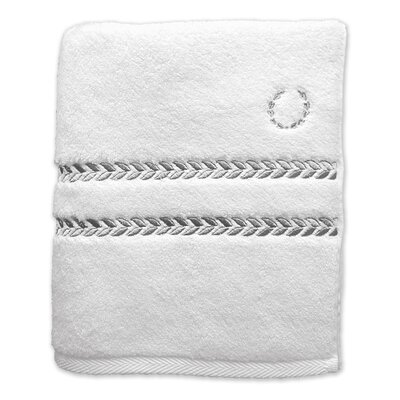 Pearl Essence Bath Towel Color: White
