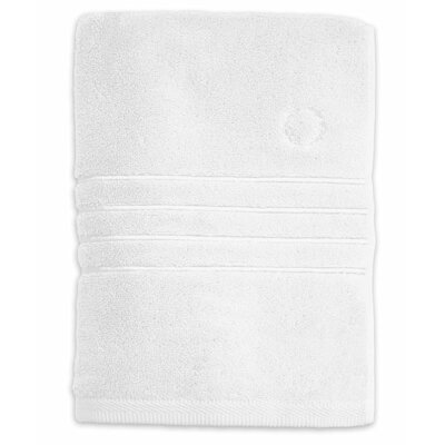 Platinum Bath Towel Color: White Mantle