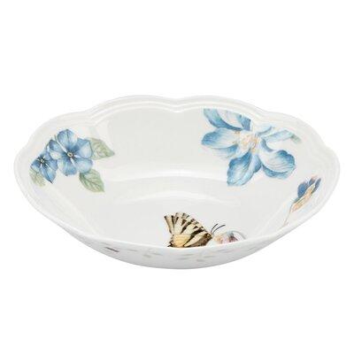 Butterfly Meadow Blue Fruit Bowl 841153