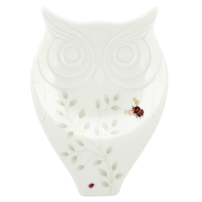 Butterfly Meadow Owl Spoon Rest 857692