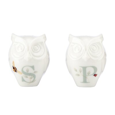 Butterfly Meadow 2 Piece Salt and Pepper Set 857691
