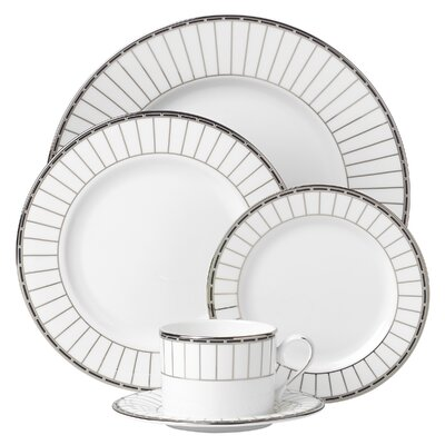Onyx 5 Piece Place Setting, Service for 1 858906