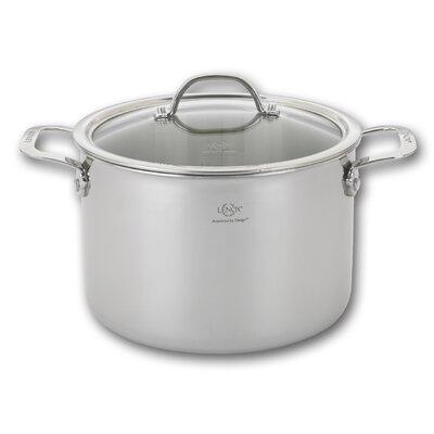 8-qt. Stock Pot with Lid L-12286