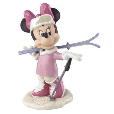 Disney's Minnie Skiing Adventure Figurine 856510