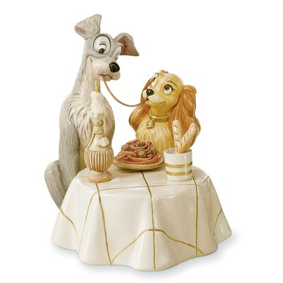 Disney's Lady and the Tramp Figurine 6148332