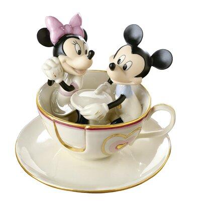 Disney's Mickey's Teacup Twirl Figurine 6229181