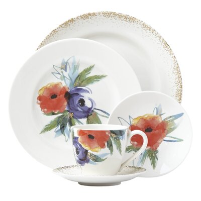 Passion Bloom 5 Piece Place Setting 869016