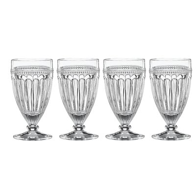 French Perle Crystal 12 oz. Juice Glass 866021
