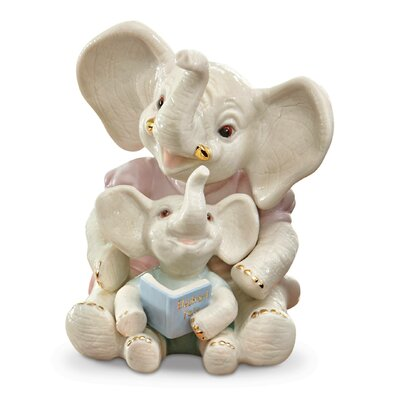 Storytime Elephants Figurine 862486