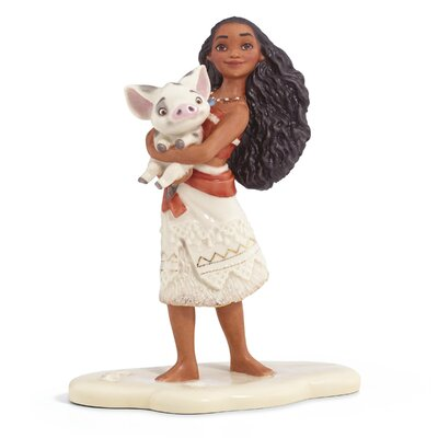 Disney's Moana and Pet Pua Figurine 867420