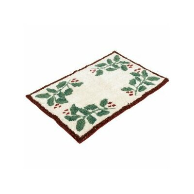 Holiday Nouveau Bath Rug