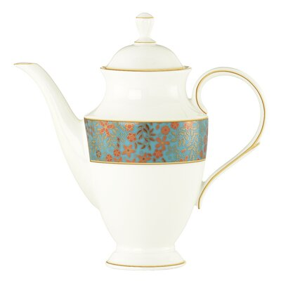 Gilded Tapestry 6 Cup Coffee Server with Lid 815932