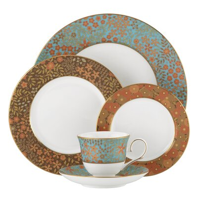 Gilded Tapestry 5 Piece Place Setting, Service for 1 815943
