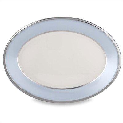 Blue Frost 13 Oval Platter