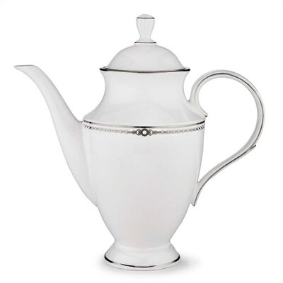 Pearl Platinum 6 Cup Coffee Server with Lid 6111330