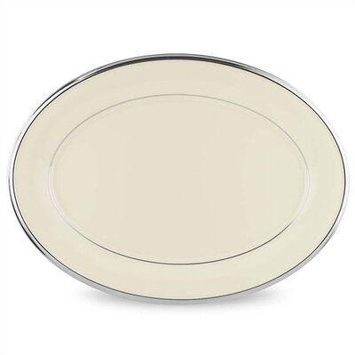 Solitaire 16 Oval Platter